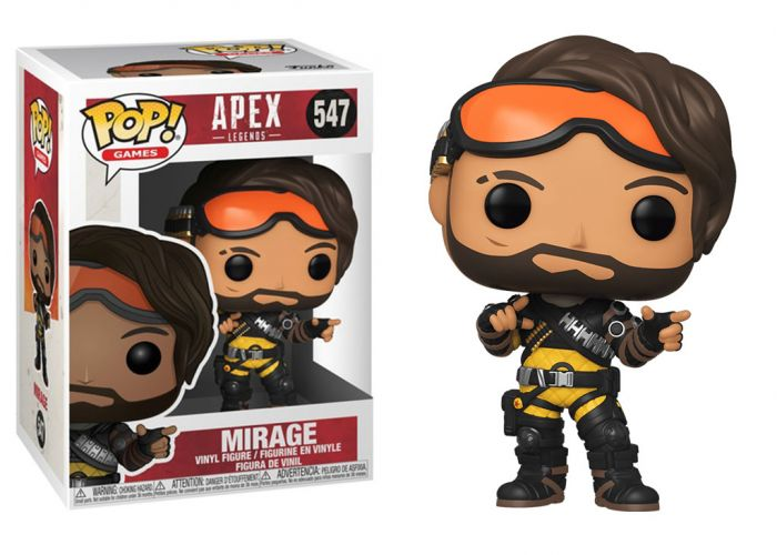 Apex Legends - Mirage