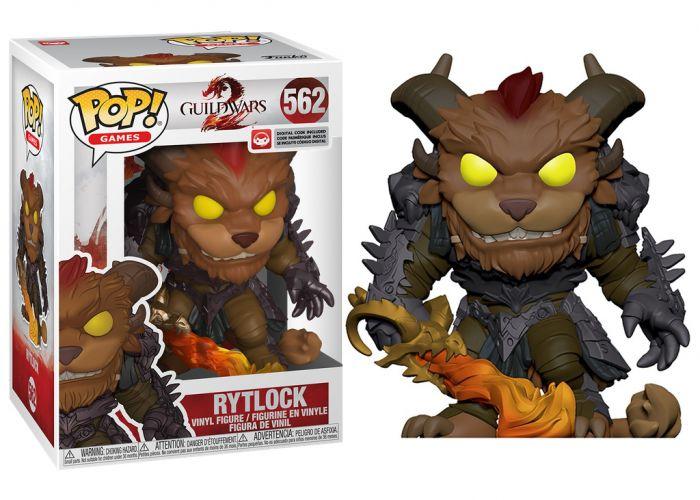 Guild Wars 2 - Rytlock