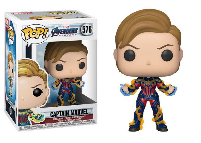 Avengers: Koniec gry - Kapitan Marvel 2