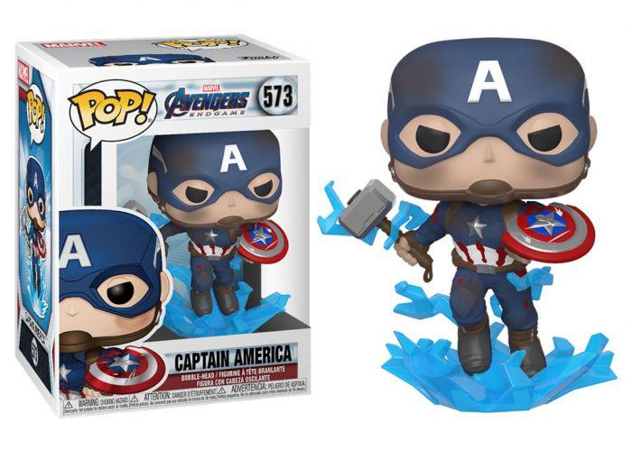 Avengers: Koniec gry - Kapitan Ameryka 3