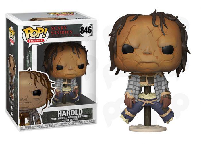 Upiorne opowieści po zmroku - Harold