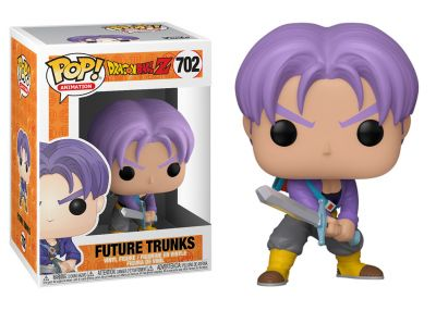 Dragon Ball Z - Trunks 2