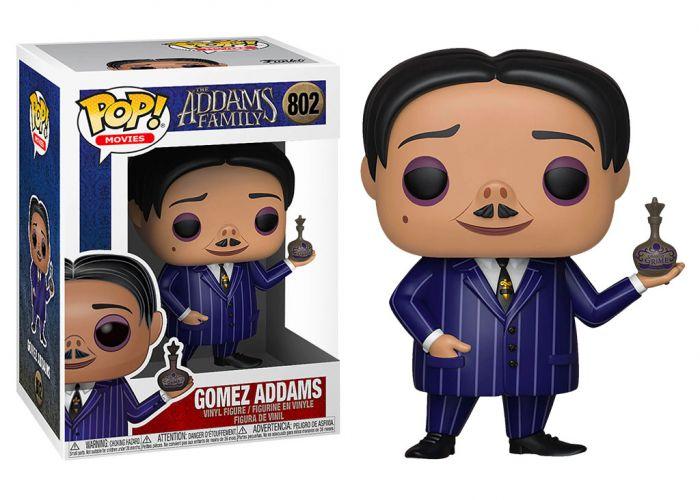 Rodzina Addamsów (2019) - Gomez