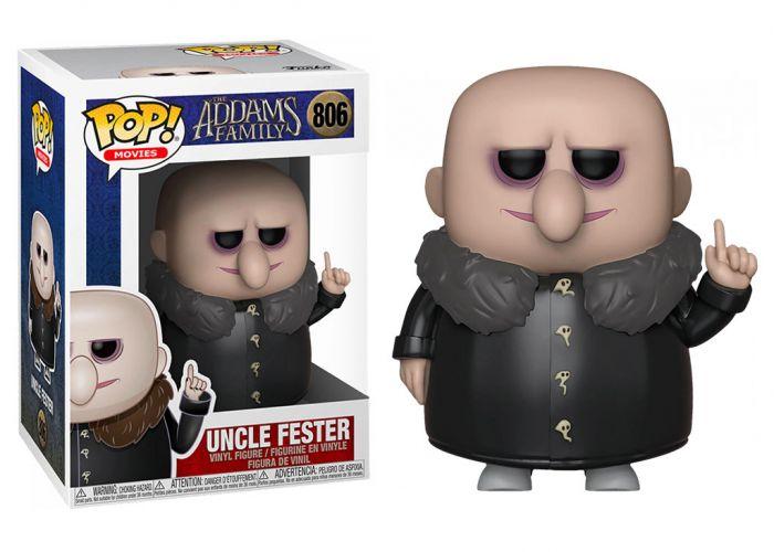 Rodzina Addamsów (2019) - Wujek Fester