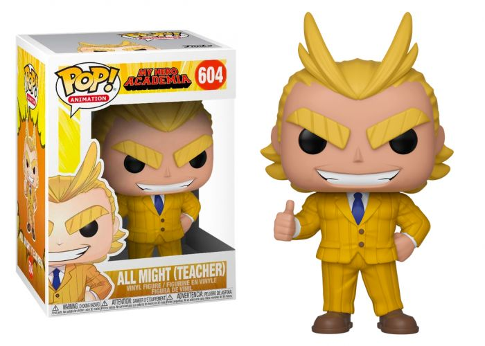 Boku no Hero Academia - All Might 4