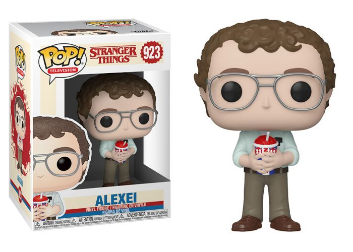 Stranger Things - Alexei