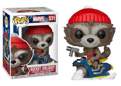MARVEL - Rocket (świąteczny)
