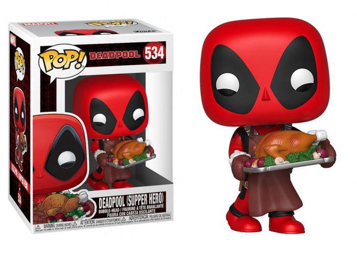 Świąteczne - Deadpool 2
