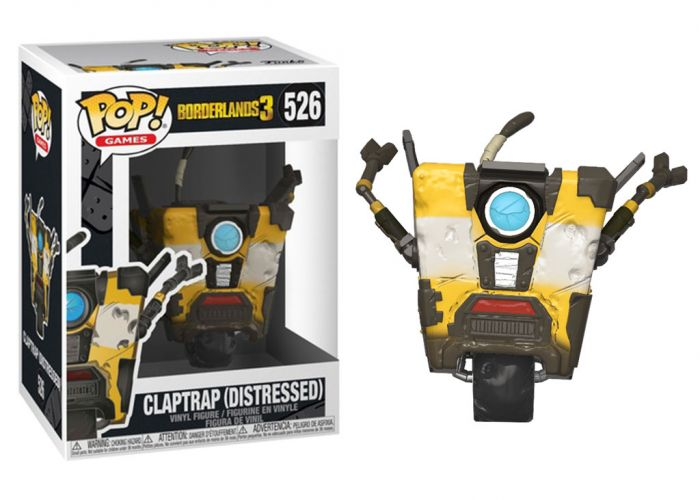 Borderlands 3 - Claptrap