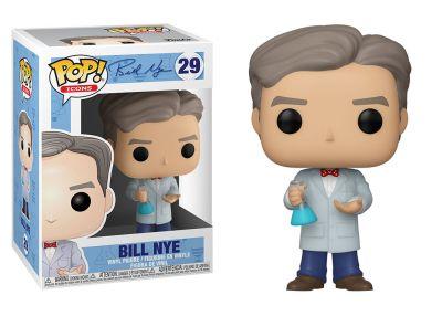 Ikony - Bill Nye