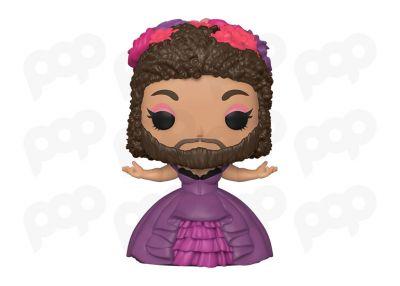 Król rozrywki - Bearded Lady