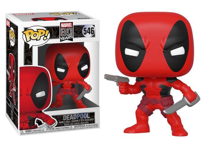 80 rocznica MARVEL - Deadpool