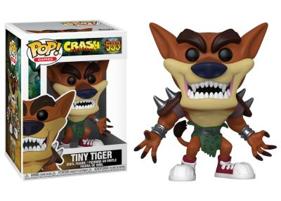 Crash Bandicoot - Tiny Tiger