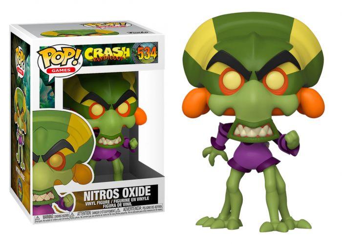Crash Bandicoot - Nitros Oxide