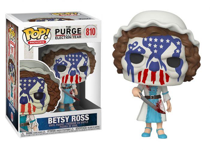Noc oczyszczenia - Betsy Ross (Election Year)