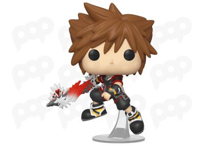 Kingdom Hearts - Sora 4