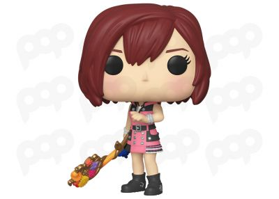 Kingdom Hearts - Kairi 3