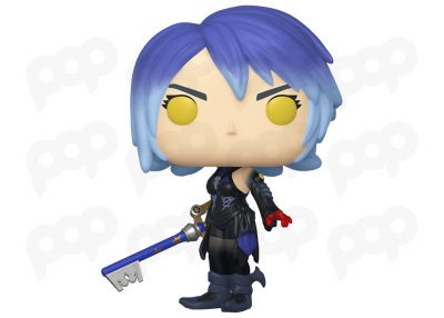 Kingdom Hearts - Aqua 2