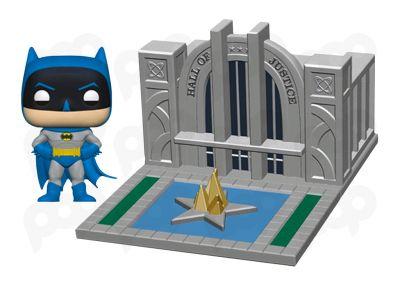 80lecie Batmana - Hall of Justice