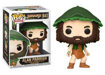 Jumanji - Alan Parrish