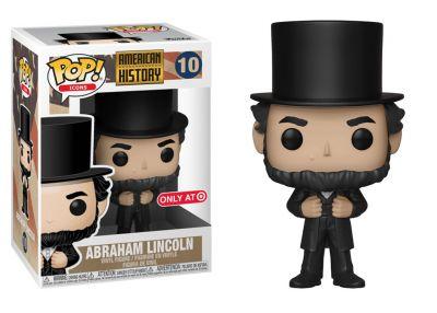 Historia USA - Abraham Lincoln