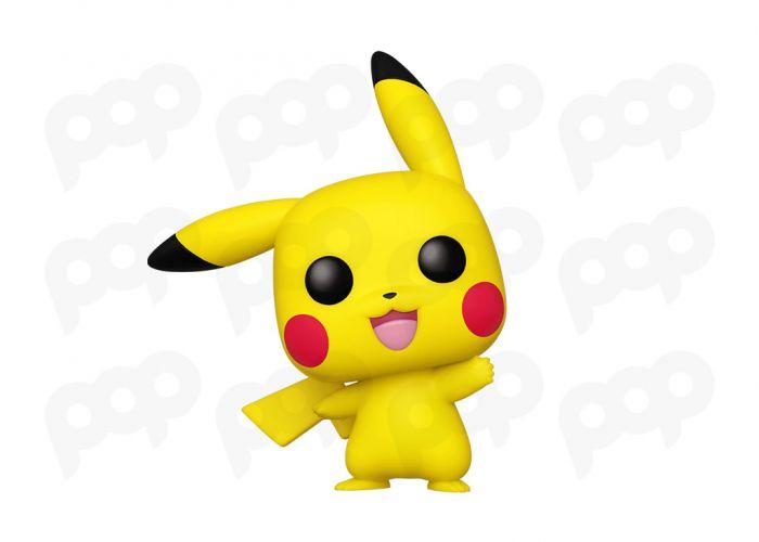 Pokémon - Pikachu 2