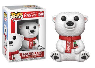 Ikony - Coca Cola (miś polarny)