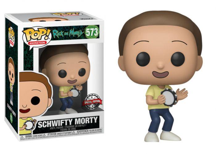 Rick i Morty - Morty 4