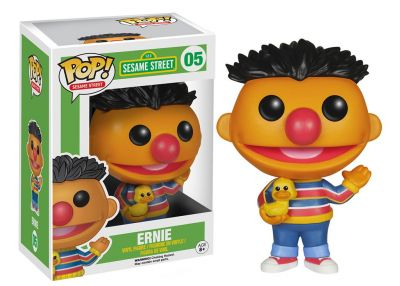 Ulica Sezamkowa - Ernie