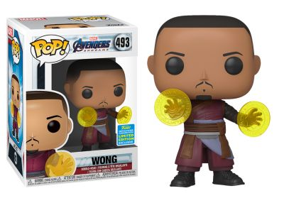 Avengers: Koniec gry - Wong