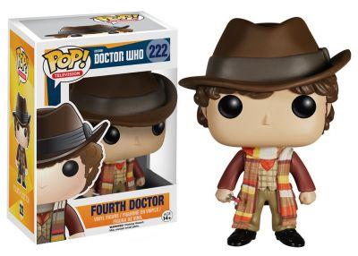 Doctor Who - 4 Doktor