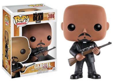The Walking Dead - Gabriel