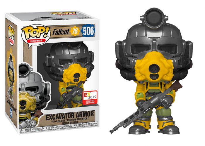Fallout 76 - Excavator Armor