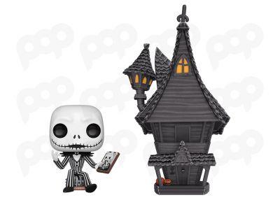 Miasteczko Halloween - Jack & dom