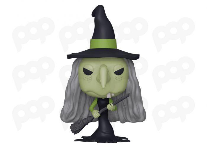 Miasteczko Halloween - Witch