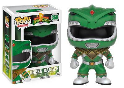 Power Rangers - Zielony wojownik