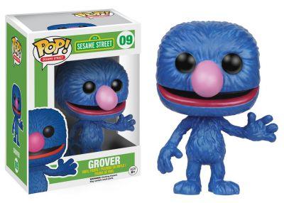 Ulica Sezamkowa - Grover