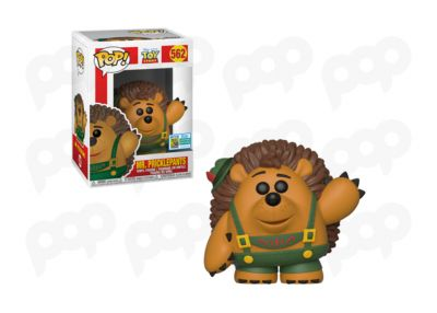 Toy Story - Mr. Pricklepants