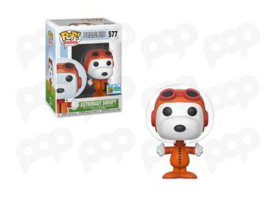 Fistaszki - Astronauta Snoopy