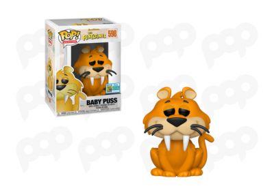 Flintstonowie - Baby Puss