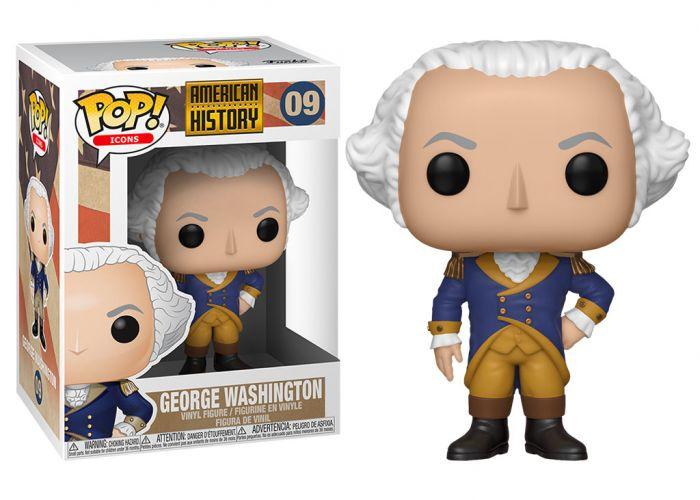 Historia USA - George Washington