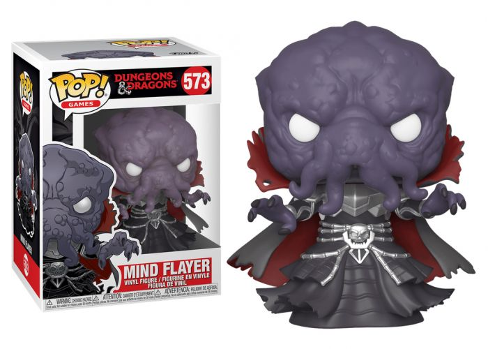 Dungeons & Dragons - Mind Flayer
