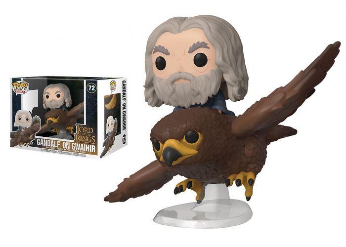 Władca Pierścieni - Gandalf & Gwaihir
