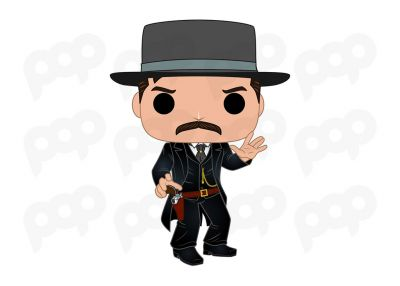 Tombstone - Morgan Earp