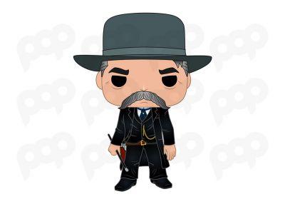 Tombstone - Virgil Earp