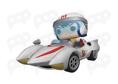 Speed Racer - Speed w Mach 5