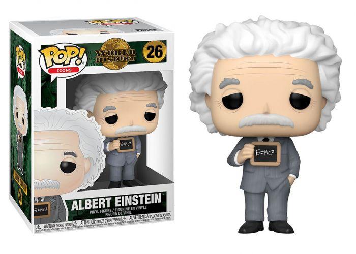 Ikony - Albert Einstein