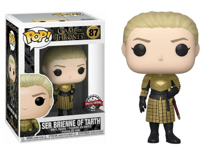 Gra o Tron - Brienne of Tarth 3
