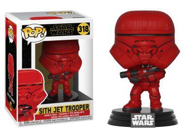 Gwiezdne wojny: Skywalker. Odrodzenie - Sith Jet Trooper