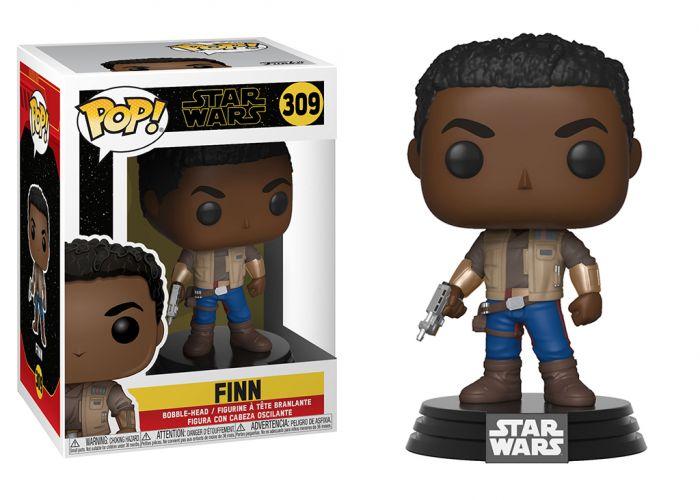 Gwiezdne wojny: Skywalker. Odrodzenie - Finn